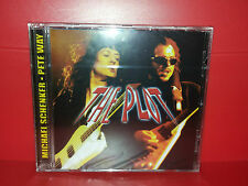 CD THE PLOT - MICHAEL SCHENKER - PETE WAY  - SEALED SIGILLATO