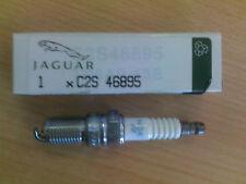 GENUINE JAGUAR Set of 6 V6 Spark Plugs - C2S 46895 - X-TYPE, S-TYPE, XJ, XF