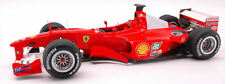 1:18 HOT WHEELS ELITE F1 FERRARI 2000 MICHAEL SCHUMACHER JAPAN GP N2074