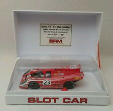 BRM Porsche 917K Team Salzburg 1/24 Scale Slot Car Limited Edition 420 of 500