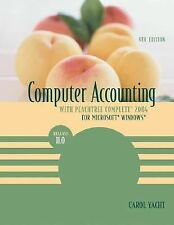 Computer Accounting with Peachtree Complete 2004, Release 11.0