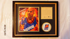 """Charles Barkley Matted and Framed print 11"""" X 14"""""""