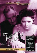 FORBIDDEN HOLLYWOOD : Volume 10  -   Region Free DVD - Sealed