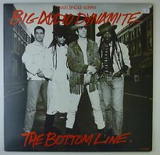 "12"" Maxi - Big Audio Dynamite - The Bottom Line - k5570 - washed & cleaned"
