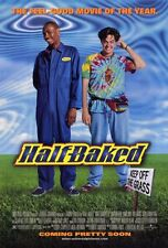 """""""HALF BAKED"""" Movie Poster [Licensed-New-USA] 27x40"""" Theater Size (Chappelle)"""
