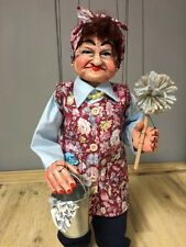 Cleaning Lady Marionette