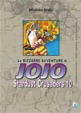 LE BIZZARRE AVVENTURE DI JOJO - STARDUST CRUSADERS 10 DI 10 - STAR COMICS NUOVO