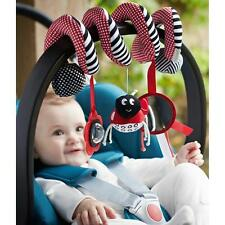 Baby Infant Cot Spiral Activity Hanging Decoration Toys for Stroller Pram Bed LH