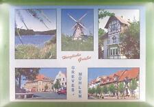 CPA Germany Grevesmühlen Windmill Moulin a Vent Windmühle Wiatrak w14