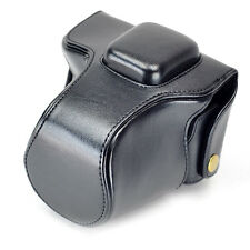 NEW Camera PU Leather Bag Case Cover For Olympus EPL3 EPL5 HOT