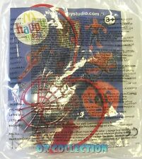 HAPPY MEAL MC DONALD'S Spiderman 2 - 2014 _ ciondolo collana (sigillato)