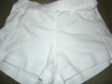 CHILDS WHITE SHORTS SIZE 2T