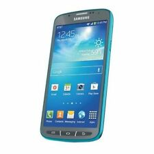 Samsung Galaxy S4 Active i537 AT&T Unlocked 16GB 4G GSM Smart Phone Blue Mint
