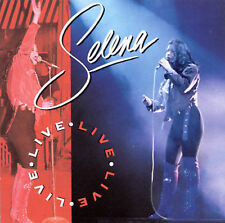 Live Selena by Selena (CD, May-1993, EMI Music Distribution)