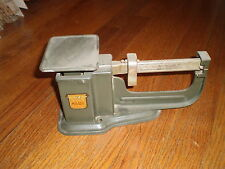 Vintage Triner 9oz Air Mail Accuracy Postal Scale - Chicago