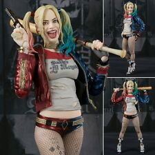 S.H. Figuarts Suicide Squad Harley Quinn action figure Bandai U.S. seller