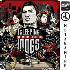 Sleeping Dogs: Definitive Edition - PC + MAC - STEAM Game - NO CD