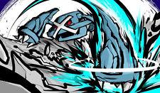 380 Pokemon Metagross PLAYMAT CUSTOM PLAY MAT ANIME PLAYMAT FREE SHIPPING