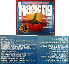 LP Cliff Carpenter: Magic Fly - Tanzparty Nr. 20 (Hansa 25 708 XAT) D 1977