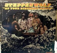 Steppenwolf-1.At Your Party 2.Rest In Peace 3.S.W.#7/signed by J.Kay & G.McJohn