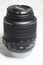 NIKON VR AF-S 18-55mm f3.5-5.6 ED DX Lens For NIKON  DIGITAL SLR CAMERA
