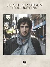 Josh Groban Illuminations Learn to Play Rock Pop EASY Piano Music Book