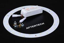 LED CIRCOLARE 15W 220V DIAMETRO 250mm ROTONDO BIANCO NEUTRO NEON T9 G10Q 2GX13