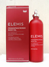Elemis Frangipani Monoi Body Oil - body exotics - 100ml - Fresh Stock -Boxed