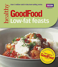 Good Food: 101 Low-Fat Feasts: Triple-tested Recipes (BBC Good Food),VERYGOOD Bo
