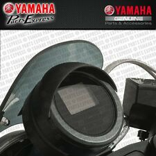 NEW YAMAHA STAR BOLT C-SPEC R-SPEC BLACK SPEEDOMETER VISOR WING 1TP-F61C0-P0-00