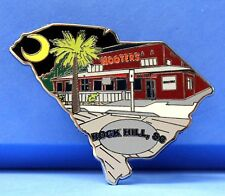 HOOTERS RESTAURANT NIGHT LIFE IN ROCK HILL SC SOUTH CAROLINA HOOTERS LAPEL PIN
