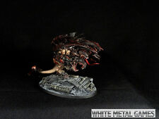 WARHAMMER 40K PAINTED TYRANID STONE CRUSHER CARNIFEX Forgeworld Commission Svc