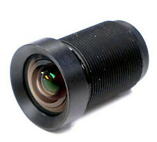 4.35MM Camera Lens 1/2.3 Inch 10MP IR 72D HFOV No Distortion for Gopro+DJI+SJ