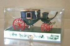 BRUMM HISTORICAL SERIES 30 COUPE VATICAN PAPAL SEDAN CARRIAGE BUGGY WAGON na
