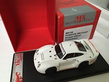 1/43 factory built MR Italy Porsche 959 Coupe gruppo offical bbr make up bosica