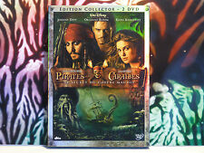 DVD d'occasion en très bon état  PIRATES DES CARAIBES LE SECRET DU COFFRE MAUDIT