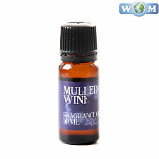 Mulled Wine 10ml Fragrance Oil for Soap, Bath Bombs (FO10MULLWINE)