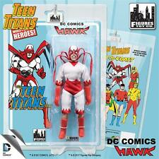 THE TEEN TITANS retro mego Series 2 HAWK 8 INCH ACTION FIGURE NEW MOSC