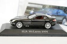 Ixo Presse 1/43 - Mercedes SLR McLaren 2004 Noire