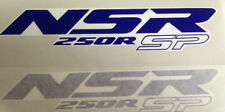 HONDA NSR250R NSR250R-SP MC21 FAIRING DECALS X 2