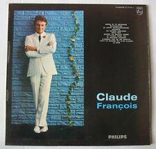 CLAUDE FRANCOIS (LP 33T) N° 4 - PHILIPS B 77744L