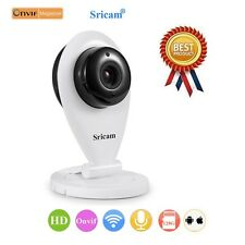 Sricam New Onvif HD 720P Wireless Indoor Home Monitor IP Camera + Free DDNS US