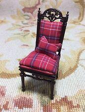 Bespaq/Pat Tyler Dollhouse Miniature Chair Seat Chaise 1:12 Furniture