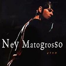Ao Vivo Matogrosso, Ney Audio CD