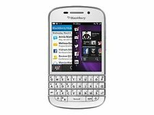 BlackBerry Q10 - 16GB - WHITE (Unlocked)  FREE DHL SHIPPING