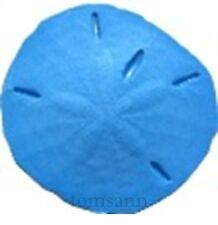 Natural Sand Dollar silicone mold (s126) First Impressions Molds cake decorating