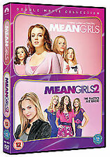 MEAN GIRLS 1 / MEAN GIRLS 2 - DVD - REGION 2 UK