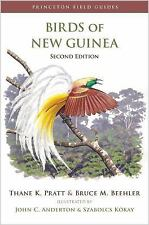 Princeton Field Guides: Birds of New Guinea by Bruce M. Beehler and Thane K....