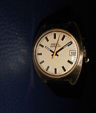 Alte schöne Herren ⌚ DIEHL COMPACT mit Datum 70er Vintage Handaufzug Germany Uhr