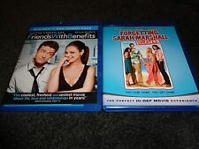 FRIENDS W/BENEFITS & FORGETTING SARAH MARSHALL-2 dvds-MILA KUNIS, J TIMBERLAKE